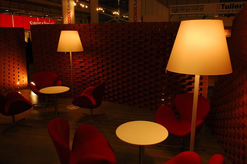 Ansicht Lounge