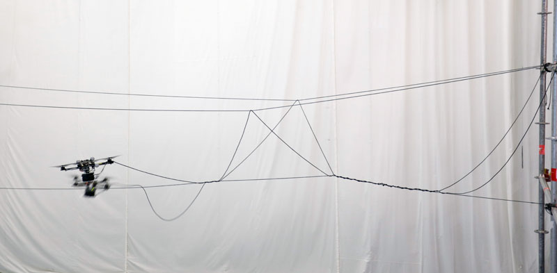 Aerial Construction, Institute for Dynamic Systems and Control and Gramazio Kohler Research, ETH Zurich