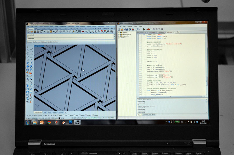 Programming setup