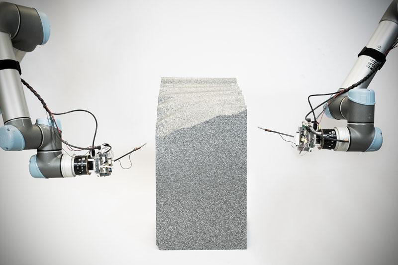 Multi-robotic setup