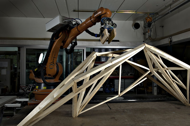 Robotervorfertigung und Montage