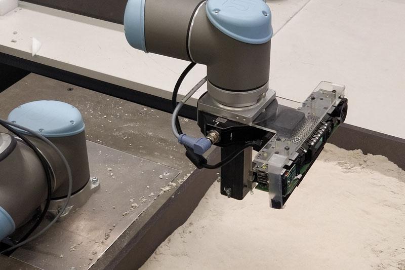 ROBOTIC LANDSCAPES I HS17