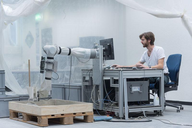 ROBOTIC LANDSCAPES II HS18