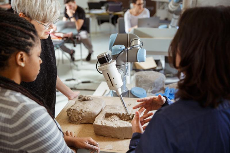Norman Foster Foundation – Robotics Atelier 2018